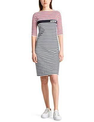 Marc Cain Women's Casual Kleider Dress,(Size: 3)