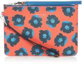 Paul Smith Sea aster floral clutch bag