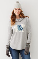 J. Jill Polar Bear Sweater