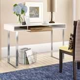 Chromium Desk Mercury Row