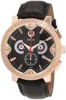 Brillier Men's 05-31121-08 Voyageur Tachymeter Watch