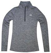 Under Armour Women HeatGear UA Tech Twist Half Zip Long Sleeve Shirt (XS, )