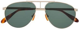 Han Kjobenhavn High aviator-style sunglasses