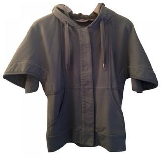 Stella Mccartney Pour Adidas Green Cotton Jacket for Women