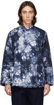 Thumbnail for your product : Blue Blue Japan Blue & White Kagozome Jacket