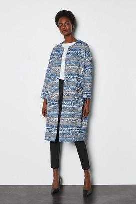 Karen Millen Spring Tweed Coat