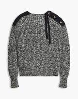 Belstaff Shana Sweater Woman Black