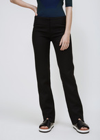 Courreges black suit trousers