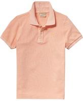 Scotch & Soda Garment Dyed PiquE Polo