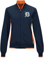 G-iii Sports Women's Detroit Tigers Triple Track Jacket