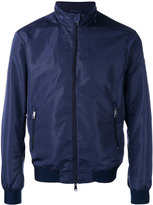 Armani Jeans zip-up jacket - men - Polyamide/Polyester - 48