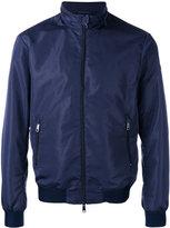 Armani Jeans zip-up jacket - men - Polyester/Polyamide - 48