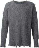 RtA distressed jumper