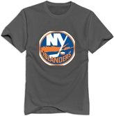 DeepHeather Enlove New York Islanders Casual T Shirt For Men Size XXL
