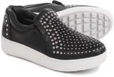 Steve Madden Smash Studded Sneakers - Vegan Leather (For Women)