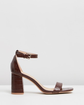 Spurr Shelly Heels