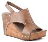 Antelope Slingback Leather Sandal