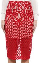 Bardot Mila Lace Skirt