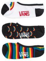 Vans Triple Rainbow Canoodles 3 Pack