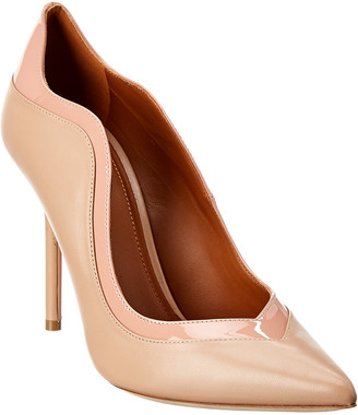 Malone Souliers Penelope 100 Leather Pump