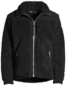Moose Knuckles Men's Barrows Zip-Up Jacket