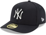 New Era Men's Navy New York Yankees Clubhouse Low Profile 59FIFTY Fitted Hat
