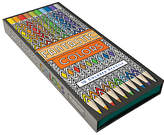 Chronicle Books Fantastic Colouring Pencils, Pack of 10
