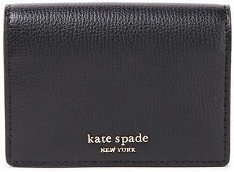 Kate Spade Sylvia Mini Textured-leather Wallet