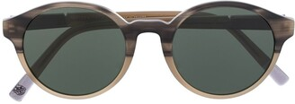 Vuarnet District 2001 round frame sunglasses
