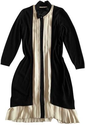 Yigal Azrouel Black Cashmere Dress for Women