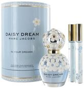 Marc Jacobs Daisy Dream 50ml EDT, 10ml Sweet Dream + Daydream EDT Rollerball Gift Set
