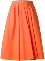 Carven flared skirt