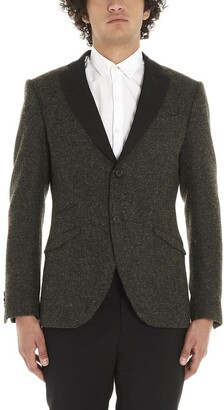 Maurizio Miri Dustin Single Breasted Blazer
