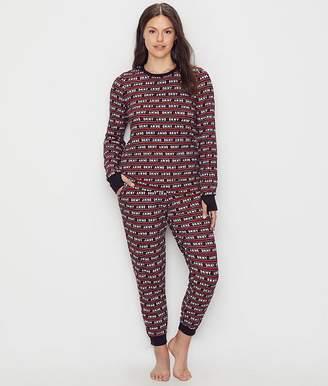 DKNY Cozy Jersey Pajama Set