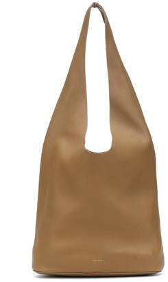 The Row Bindle Three leather tote