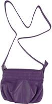 Distressed Shoulder Bag
