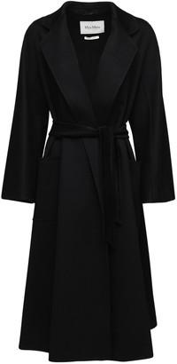 Max Mara Labbro Belted Cashmere Coat