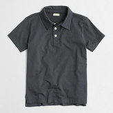 J.Crew Factory Boys' jersey polo shirt
