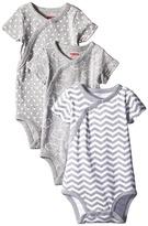 Skip Hop Starry Chevron Short Sleeve Bodysuit Three-Piece Set (Infant)
