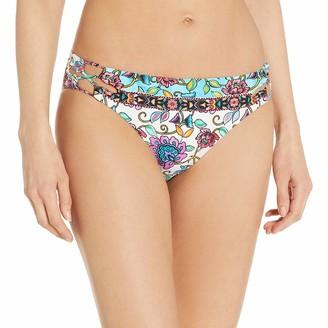 Nanette Lepore Women's Hipster Bikini Swimsuit Bottom