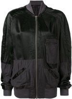 Haider Ackermann bomber jacket - women - Cotton/Rayon - XS