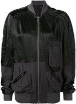 Haider Ackermann bomber jacket