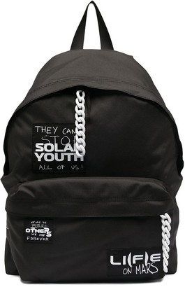 Eastpak Solar Youth padded Pak'r backpack