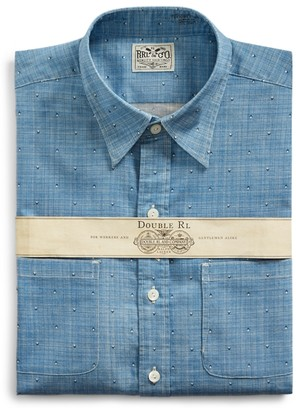 Ralph Lauren Slim Fit Print Shirt