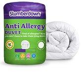 Slumberdown Anti Allergy 10.5 Tog Duvet - Double, White