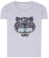 Kenzo Embroidered cotton T-shirt