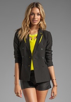 Funktional Reflection Cut Out Blazer