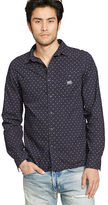 Denim & Supply Ralph Lauren Printed Slub Cotton Workshirt