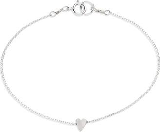 Set & Stones Hayden Heart Station Bracelet