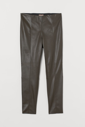 H&M H&M+ Leggings - Green